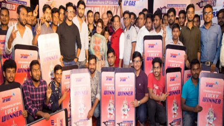 Bashundhara LP Gas organises World Cup quiz contest