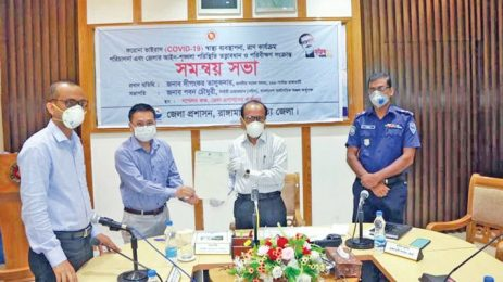 Bashundhara Group donates Tk 6.9 million