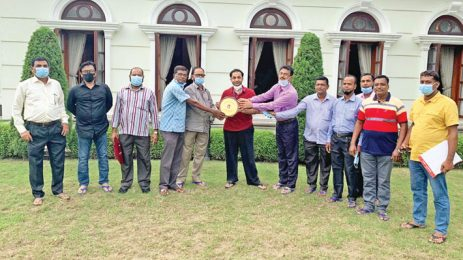 Cement sector CBA leaders praise Bashundhara Group