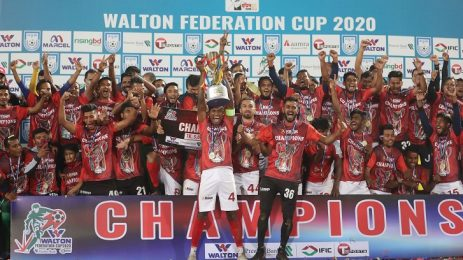 Kings retain Federation Cup title