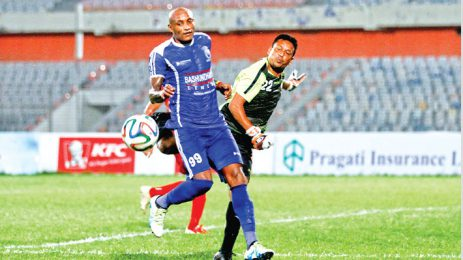 Sk Russel reach Independence Cup semis