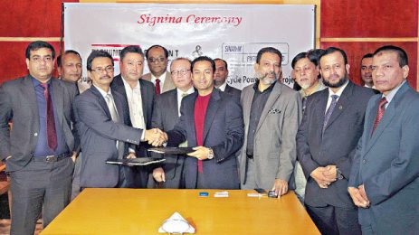 BICL to supply cement for Ashuganj Power Plant construction