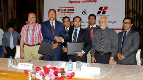 Bashundhara to supply cement for Payra Bridge, deal signed in media