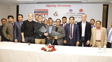 Bashundhara cement to be used in Rooppur NPP