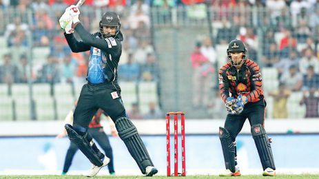 I always try to finish the match: Gayle