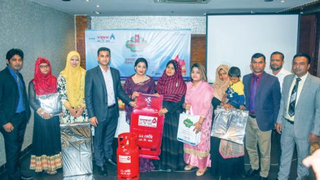 Bashundhara LP Gas holds 'Safety Campaign' in Ctg