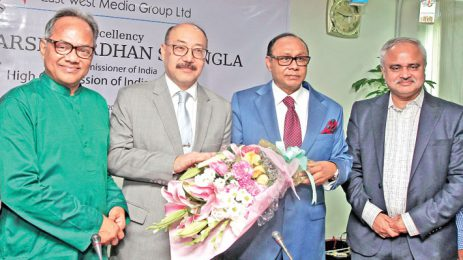 Trade, connectivity to be high on agenda: Shringla