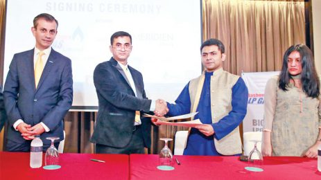 Bashundhara LP Gas signs deal with Le Méridien