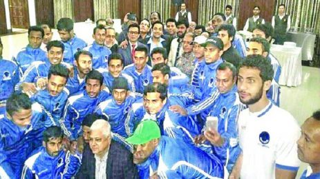 AGM of Sheikh Russel KC on Jan 7