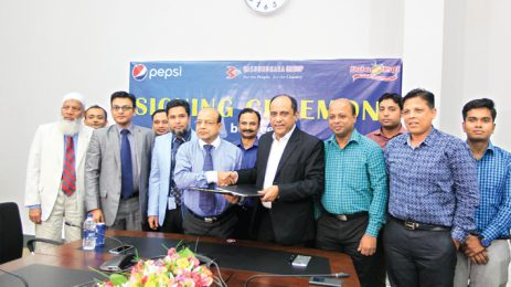 Baba Rafi inks deal with Transcom Beverage