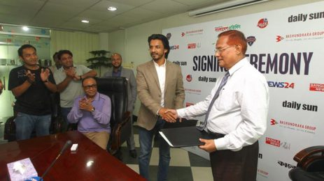 Rangpur Riders partners EWMGL for media coverage